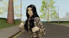 Tokyo Girl Re-Skinned HD (2X Resolution) для GTA San Andreas