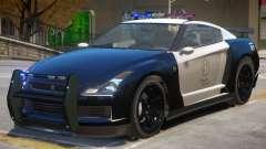 Annis Elegy RH8 Police V2 для GTA 4