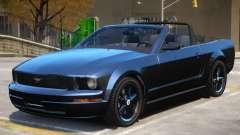 Ford Mustang Improved для GTA 4