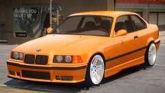 BMW M3 E36 V1.1 для GTA 4