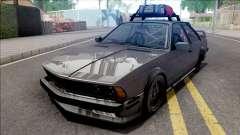 GTA V Ubermacht Zion Classic VehFuncs Style для GTA San Andreas