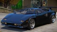 Lamborghini Countach (NFS World) для GTA 4