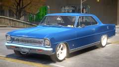 1966 Chevrolet Nova для GTA 4