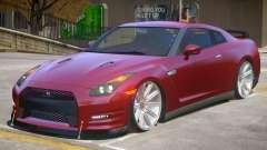 Nissan GTR AMS для GTA 4