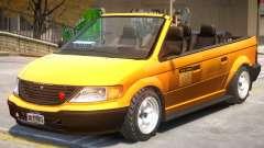 Cabby LX для GTA 4