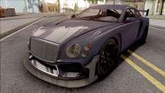 GTA V Enus Paragon R IVF Violet для GTA San Andreas