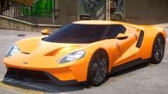 Ford GT V2 для GTA 4