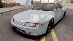 Nissan Skyline R32 1994 Rocket Bunny Pandem для GTA San Andreas