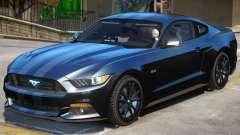 FBI Ford Mustang GT