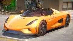 Regera Improved V2 для GTA 4