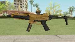 SMG Scope V1 (Luxury Finish) GTA V для GTA San Andreas