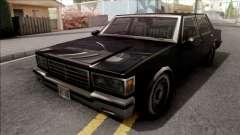 Declasse Brigham для GTA San Andreas