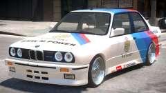 BMW M3 E30 Motorsport для GTA 4