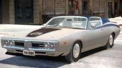 Dodge Charger 1971 V2 для GTA 4