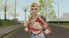 Ladrona De Ganado (Fortnite) для GTA San Andreas