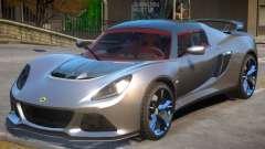 Lotus Exige L3 для GTA 4