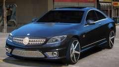 Mercedes Benz CL 65 V1.0 для GTA 4