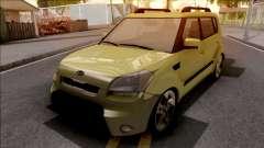 Kia Soul 2011 для GTA San Andreas