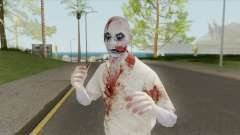 Zombie V17 для GTA San Andreas