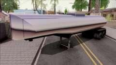 New Petro Trailer SA Style для GTA San Andreas