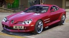 Mercedes Benz SLR V2 для GTA 4