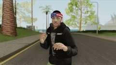 Skin Random 245 (Outfit Biker) V1 для GTA San Andreas