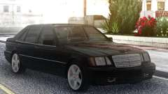 Mercedes-Benz S600 W140 Black Series для GTA San Andreas