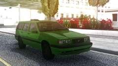 Volvo 850R 1997 Green для GTA San Andreas