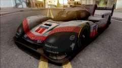 Porsche 919 Hybrid EVO 2018 для GTA San Andreas