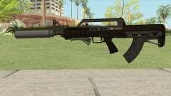 Bullpup Rifle (Two Upgrades V3) GTA V для GTA San Andreas