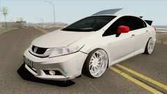 Honda Civic 2015 (Turkish Job) для GTA San Andreas