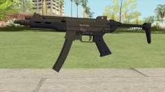 Hawk And Little SMG (With Flashlight V3) GTA V для GTA San Andreas