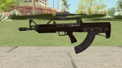 Bullpup Rifle (With Scope V2) GTA V для GTA San Andreas