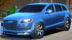 Audi Q7 R1 для GTA 4
