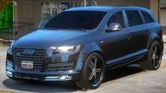Audi Q7 R2 для GTA 4