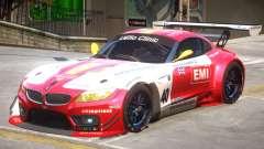BMW Z4 GT3 PJ4 для GTA 4