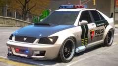 Sultan Indonesia Police V2 для GTA 4