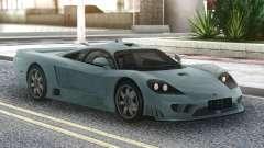 Saleen S7 2004 Grey для GTA San Andreas