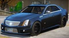 Cadillac CTS-V Improved для GTA 4