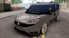 Fiat Doblo 1.3 Multijet для GTA San Andreas