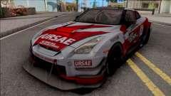 Nissan GT-R R35 Nismo R3 2018 для GTA San Andreas