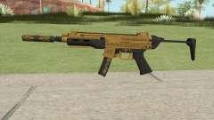 SMG Two Upgrades V7 (Luxury Finish) GTA V для GTA San Andreas