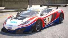 McLaren MP4 PJ1 для GTA 4
