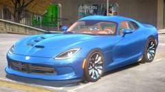 Dodge Viper SRT R1 для GTA 4