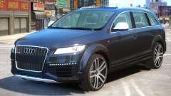Audi Q7 V2 для GTA 4