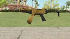 SMG Two Upgrades V8 (Luxury Finish) GTA V для GTA San Andreas
