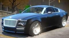 Enus Windsor V2 для GTA 4