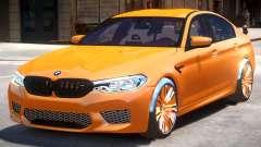 BMW M5 F90 V2 для GTA 4