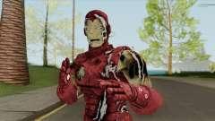 Iron Man 2 (Mark III Comic) V2 для GTA San Andreas