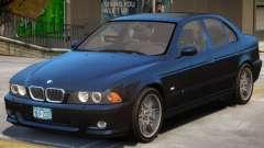 BMW M5 E39 V1.1 для GTA 4